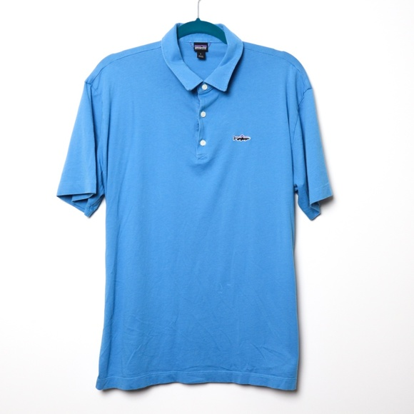 Patagonia Other - Patagonia | Organic Cotton Work Wear Polo L